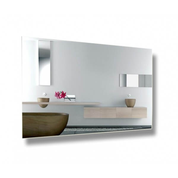 Spiegelheizung im Bad