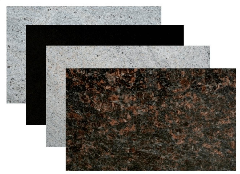 Darstellung von Infrarot-Natursteinheizungen